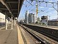 Platform of Minami-Fukuoka Station 5.jpg