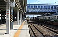 Platforms and tracks in Akita Station 20110717.jpg