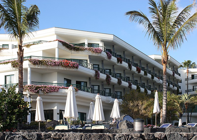 Hotel Natura Palace Lanzarote