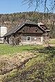 Poertschach Winklern Brockweg Brockhof aufgelassene Schmiede 20032016 1029.jpg