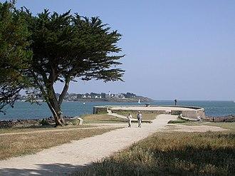 Locmariaquer - Pointe de Kerpenhir, Locmariaquer