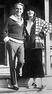 Pola Negri kaj Charlie Chaplin