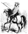 Polish cavallryman from XVI century.PNG
