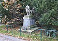 Pomník padlým u sokolovny v Kostomlatech nad Labem (Q104976242) 01.jpg