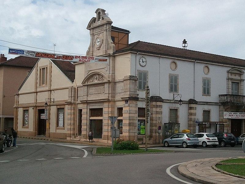 Les Halles de Pont-de-Vaux