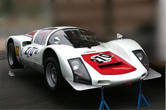 Porsche 906 - Porsche 906 at the DAMC 05 Oldtimer-Festival 2008 at Nürburgring