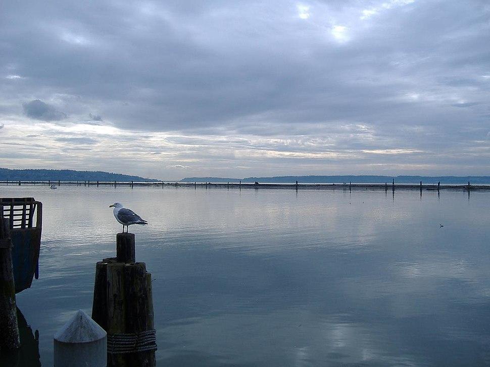 Port Gardner Wharf