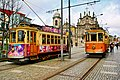 Porto trams (25041776158).jpg