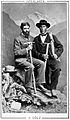 Portrait of Felix Schuster with guide at Interlaken Wellcome L0000626.jpg
