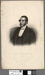 J. C. Gallaway, A.M. London