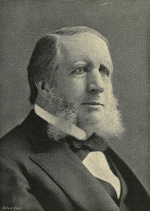 Richard Salter Storrs - Image: Portrait of Richard Salter Storrs