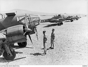 Potez 630 - Potez 63.11 at Aleppo, Syria, in June 1941.