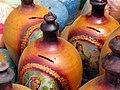 Pottery in Iran - qom فروشگاه سفال در ایران، قم 14.jpg