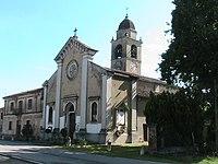 Pozzo Baronzio (Torre de' Picenardi) - Chiesa parrocchiale di Santa Maria Assunta.JPG