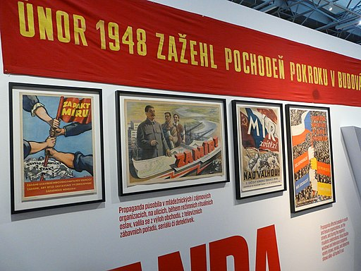 Museum of Communism, Czech Republic - Virtual Tour