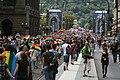 Prague Pride 2011 parade at Národní street.jpg