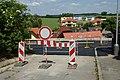 Praha, Nebušice, rekonstrukce silnice.jpg