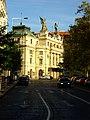 Praha, Vinohrady, budova Vinohradského divadla.jpg