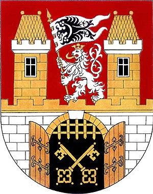 Prague 2 - Image: Praha 2 znak