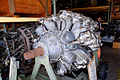 Pratt and Whitney R-4360 LSideFront FOF 1Jan2013 (14589952462).jpg