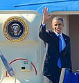President Barack Obama lämnar Sverige 03.jpg