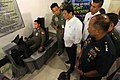 President Rodrigo Duterte checks the flight simulator used for training airmen 02.jpg