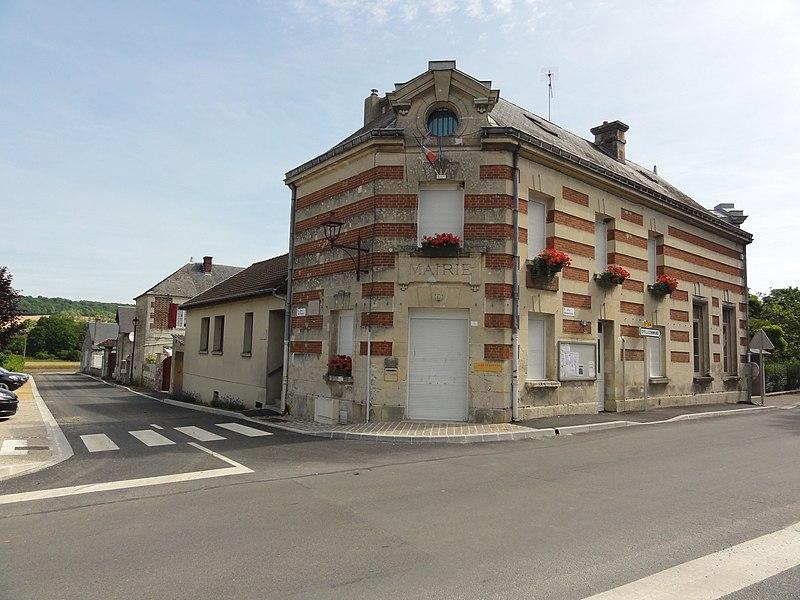 Presles-et-Boves (Aisne) mairie