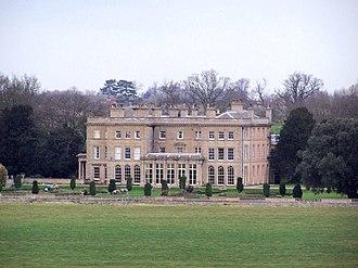 Prestwold - Prestwold Hall