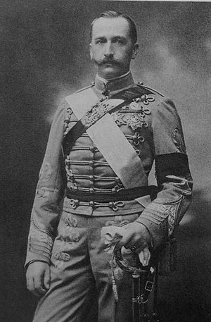 Prince Carlos of Bourbon-Two Sicilies - Image: Prince Carlos of Bourbon Two Sicilies