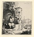 Print, Christ and the Woman of Samaria Among Ruins, 1634 (CH 18612697-2).jpg