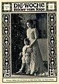 Prinzessin Viktoria Luise mit dem Prinzen Wilhelm - Die Woche 1910.jpg