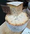 Produce in Borough Market 2019 (Sparkenhoe Blue cheese).jpg