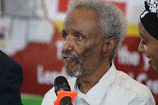 Hussein M. Adam Professor (b. 1943, d. 2017)