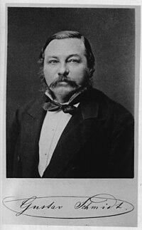 Professor Gustav Schmidt 1826-1883, Prag.jpg