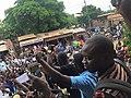 Protests in Bamako in support of Rasbath 01.jpg