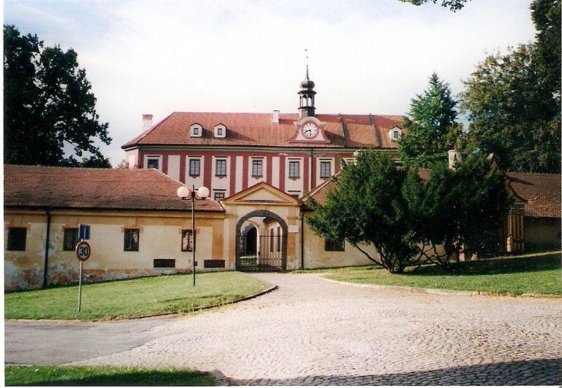 zámek Protivín