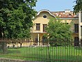 Przemyśl, dom, Wybrzeże Jana Pawła II 12, widok od pd..JPG
