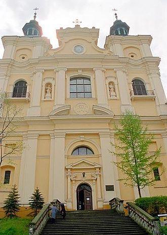 Ukrainian Catholic Archeparchy of Przemyśl–Warsaw - Image: Przemysl Church 1