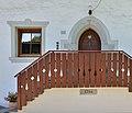 Puntleider farmhouse in Feldthurns entrance.jpg
