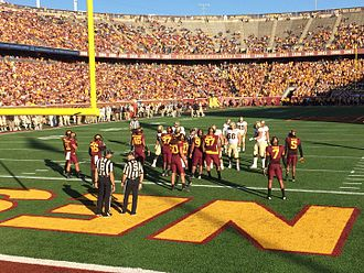 2016 Minnesota Golden Gophers football team - Purdue at Minnesota