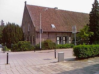 Puttershoek - Typical 18th-century farm