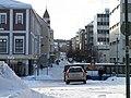 Puutarhakatu Keskustorilta talvella - panoramio.jpg