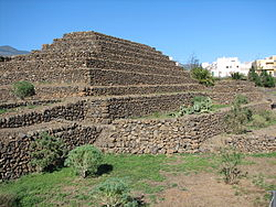 Pyramid of Güímar