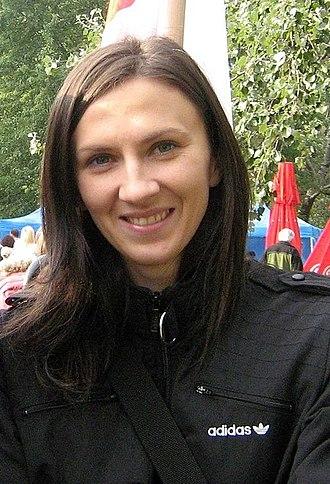 Monika Pyrek - Monika Pyrek in 2007