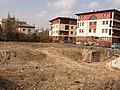Quadro House Smardzewska Poznań 2 Plac budowy - panoramio.jpg