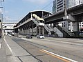 Quezon Avenue Station (EDSA Cor. Panay Ave., Quezon City; 2015-01-22).jpg
