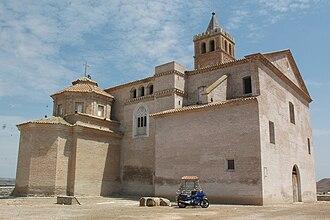 Quinto, Aragon - Church of la Asunción de Nuestra Señora