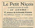 Réclame Le Petit Niçois-1921.jpg