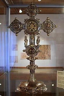 Splitter Kreuz Jesu