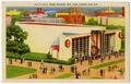 RCA Exhibit Building 1939 World's Fair Postcard 2007.016 front.tif